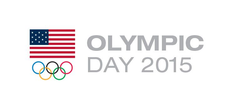 2014 Olympic Day Bellevue Washington Cummins Chiropractic Volunteer Coordinator